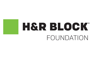 H&R Block Foundation Logo