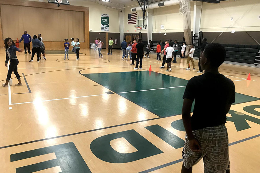 Brookside Charter Physical Education