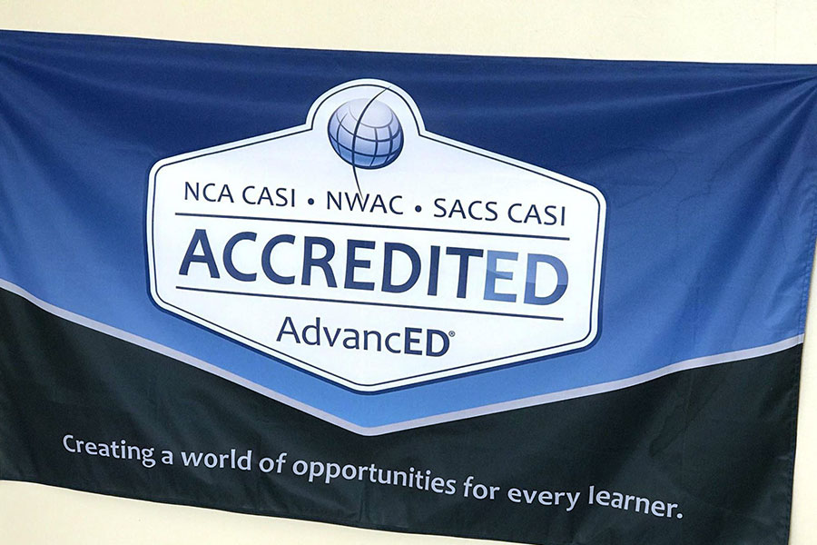 banner of The North Central Association Commission on Accreditation