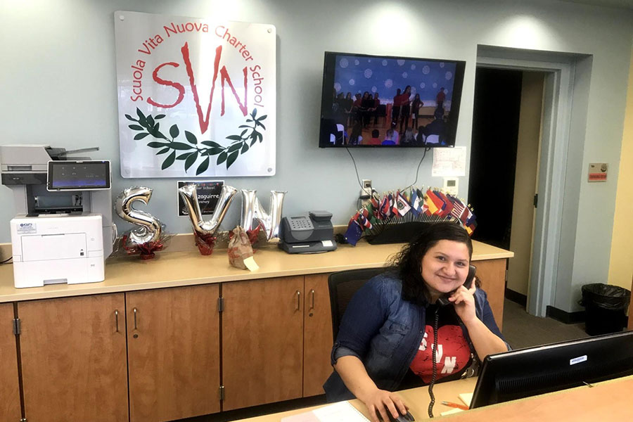 Front office of SVN